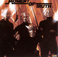 MOMENT OF TRUTH - Self Titled CD ** Like New / Mint RARE **