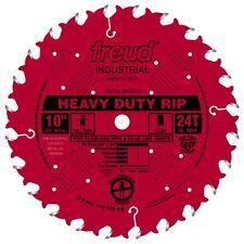 """Freud LM72R010X 10"""", 24T Industrial Blade"""