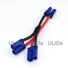 EC5 Plug Y Wire Harness Plug Parallel Battery Pack Connector Adapter