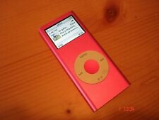 Apple Ipod Nano 2G 2nd 2ª Generation Model A1199 EMC No.2115 - 4GB Pink