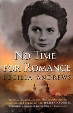 No Time For Romance, Andrews, Lucilla Paperback Book