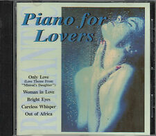 ALEXANDRA GEMEAUX – Piano For Lovers (Disky #CNCD 5942 – Holland, 1992) RARE CD!