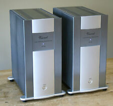 Stunning Vincent SP-998 Class A Mono Power Amplifiers - B&W 801/802 RRP £5,000
