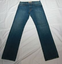 New J BRAND JEANS STYLE# MALLOY 1618 VINT BOOT CUT SIZE 32 Men Jeans #19 NWOT