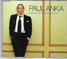 (EK861) Paul Anka, Smells Like Teen Spirit / Jump - 2005 DJ CD