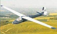 K-8 Schleicher Germany Glider K8 Airplane Wood Model Replica Big New
