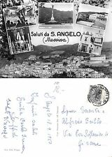 Saluti da S. Angelo (Messina) MULTIVEDUTE ANNO 1960 (R-L 123)