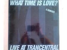 KLF - WHAT TIME IS LOVE?  - LP/VINILO - ESPAÑA - 1990 - (EX/NM - EX/NM)