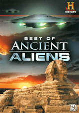 Best of Ancient Aliens (DVD, 2012, 2-Disc Set) NEW