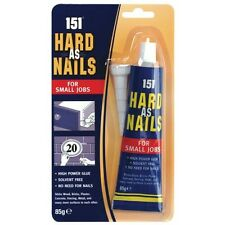 85g Hard As Nails For Small Jobs High Power Glue Wood Metal Plaster Concrete New