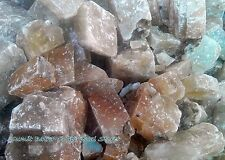 Honey calcite Rough Stone (1/2KG), Reiki, Healing, Crystal, Alternative therapy