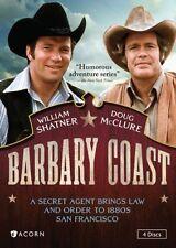 Barbary Coast - 4 DISC SET (2014, REGION 1 DVD New)