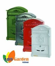"""CASSETTA POSTALE """"ROYAL"""" COLORE VERDE -  Agrigarden Giffoni"""