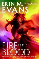 Fire in the Blood (Forgotten Realms)-ExLibrary