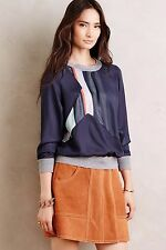 New $148 Anthropologie Lumina sweatshirt by Raoul Made in kind  top size 4P