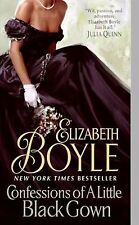 Confessions of Little Black Gown by Elizabeth Boyle (2009)