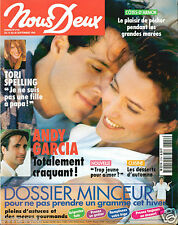 ▬► NOUS DEUX 2724 Hunter Tori Spelling_Andy Garcia_Philippe Risoli
