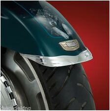 Honda GL 1500 Gold Wing GL1500 Goldwing - CHROME Front Fender Tip / Accent