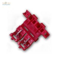 Supporto di sicurezza Auto per Fusibili spina piatta morsetto-sul,rosso per 0,5