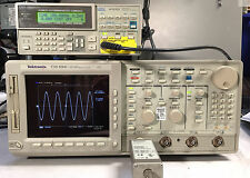 Tektronix TDS694C Color 4 Channel Oscilloscope 3GHz 10GSa/s 13 1F 1M 2F 2C