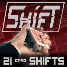 Shift - 21 Card Shifts - Magic Tricks - New