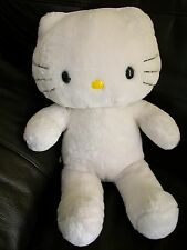 BUILD A BEAR - HELLO KITTY cat kitten bear soft toy plush VGC