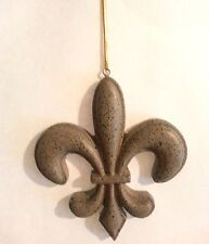 Legend of The Fleur De Lis Christmas Ornament Wedding Party Favors