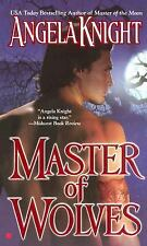 MASTER OF WOLVES by Angela Knight MAGEVERSE #5 ~ Combine Ship PARANORMAL ROMANCE