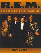 R.E.M.  Behind The Mask  large paperback book