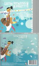 CD--VARIOUS PERFORMED BY THE LATIN -- -- LATIN FITNESS & PARTY