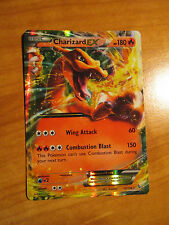 NM Pokemon CHARIZARD EX Card FLASHFIRE Set 12/106 XY X and Y Ultra Rare 180 HP