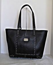 Michael Kors - Astor Large Leather Tote - Black