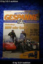 Motorrad Gespanne Nr.75 3/03 BMW Guzzi Kawa EL 250