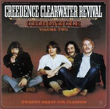 CREEDENCE CLEARWATER REVIVAL - CHRONICLE, VOL. 2 / CD - NEU