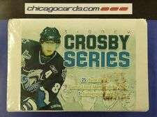 2005-06 In The Game Sidney Crosby Series Box Set 1 Auto 1 Game-Used Memorabilia