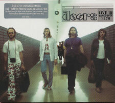 The Doors - Live in Vancouver 1970 (2CD 2010) NEW/SEALED