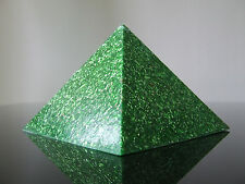 Orgone Wealth Attracting Money Magnet Abundance Luck Sucess 5xDT Quartz Pyramid