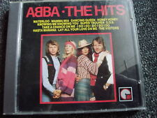 ABBA-The Hits CD-Made in UK
