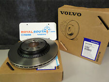 Genuine Volvo XC90 Rear Wheel Rotor Set OE OEM 8624926