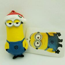 KURT S. ADLER OFFICIAL DESPICABLE ME MINION TIM CHRISTMAS TREE ORNAMENT