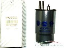 Fiat Grande Punto 1,3 1,9 D Multijet Orig Kraftstofffilter Dieselfilter 77363657