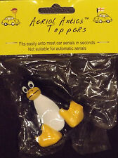 Cute little baby Penguin Pingu Lynx Cartoon Car aerial topper ball Gift idea ?