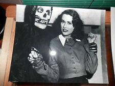 The Crimson Ghost Republic Film Serial Cyclotrode X Misfits 8x10 Photo Still