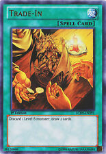 *** TRADE-IN *** ULTRA RARE 3 AVAILABLE! MINT/NM LCJW-EN291 YUGIOH!