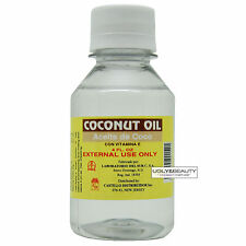 Coconut Oil Aceite de Coco 4 Fl. Oz.
