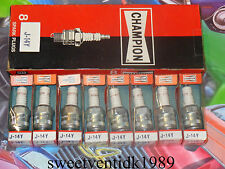 'NOS' Champion J-14Y Spark Plugs.....Charger, Satellite, Coronet, Imperial, Fury