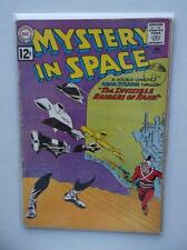 Mystery in Space Vol. 1 (1951-1981) #73 VG