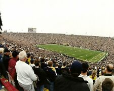 MICHIGAN WOLVERINES 8x10 College Football Stadium THE BIG HOUSE Color Photo NCAA