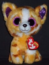 """TY BEANIE BOOS BOO'S - PABLO the 6"""" CHIHUAHUA - MINT with MINT TAG"""