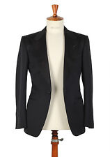 New TOM FORD Suit Tuxedo Size 46C / 36S U.S. Black - free shipping worldwide
